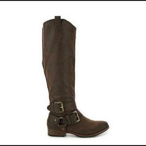 Crown Vintage Tall Riding Boots